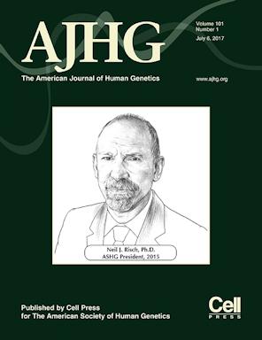 AJHG cover